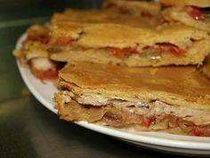 Empanada gallega no te lo pierdas. Pincha en este enlace o en la foto para acceder y ver la publicación completa en La cocina de Lila