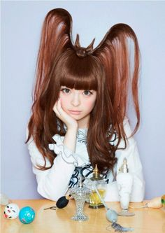 #Kyary Pamyu Pamyu Fashion Monster