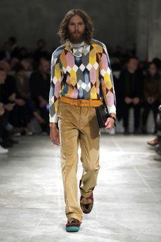 Prada | Menswear - Autumn 2017 | Look 4