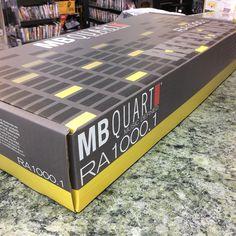 MB Quart mono block 1000 watt car amp, model RA1000.1 new in the box. #mbquart #monoblock #caraudio #stopandpawn #caramplifier