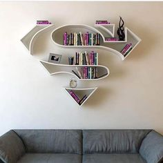 superman and book image
