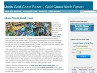 Gold Coast Morib Resort reservation site. Cool offers and deals.