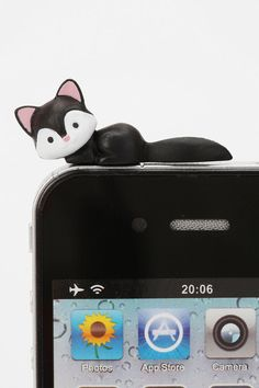 Animal Friend iPhone Charm! $8. The best. I love mine so much I could die.  #UrbanOutfitters