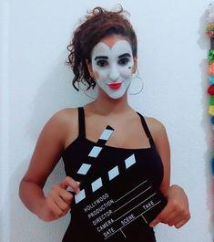 Mime Makeup, Clowning Around, Big Top, Clowns, Stunts, Joker, Entertainment, Heart, Sweet