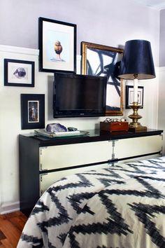 sadie + stella: Favorite Room Feature: The Hunted Interior