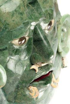 Kalakmul mask
