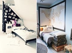 Pepper and Buttons: best teen rooms