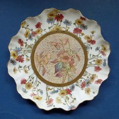 DOULTON BURSLEM AESTHETIC MOVEMENT PLATE - C.1885 in Plates & Chargers | eBay