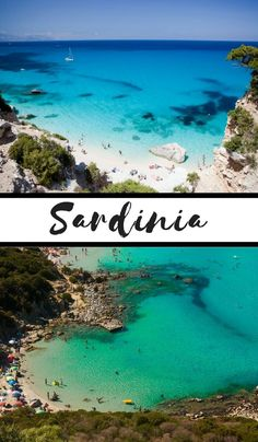 Are you looking for your next idyllic travel destination in Europe? The search is over. The picture perfect Italian island of Sardinia awaits. In this post we cover travel tips, places to see, what to look out for and things to do in Sardinia. Cheap Places To Travel, Places To See, Vacation Destinations, Vacation Spots, Vacation Style, Italy Vacation, Cagliari, Reisen In Europa, Italy Travel Tips