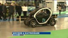 Até 2020, três milhões de veículos elétricos vão estar circulando em todo o mund...