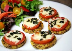 Healthy Recipe: Pizza Quinoa Polenta