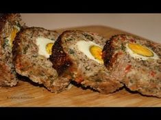 Kitchen Foil, Mince Dishes, Homemade Meatloaf, Jacque Pepin, Scotch Eggs, Mince Recipes, Romanian Food, Cheddar Cheese, Finger Foods