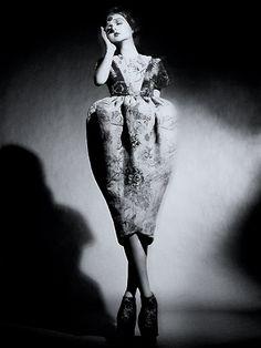 """a puffy dress"" - Design by Lamija Suljevic."