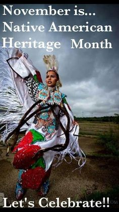 November Native American Heritage Month