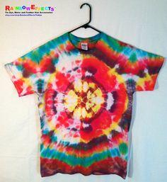 Tie Dye Tshirt   Technicolor Dream only by RainbowEffectsTieDye, $12.50