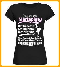 JEG ER EN MARTSPIGE - Film shirts (*Partner-Link)