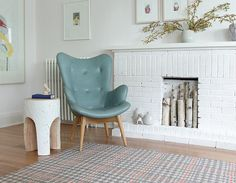 Totally want this chair..  by twiggie's, via Flickr
