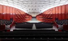 Gallery of  Convention Centre Strasbourg  / Dietrich | Untertrifaller Architects + Rey-Lucquet et associés  - 12