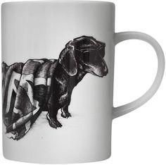 Rory Dobner - Marvellous Mugs - Hot Dog