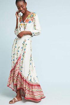 7acd185826b Farm Rio Springtime Wrap Dress - ShopStyle