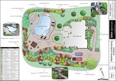 landscape plans | Landscape Design Software by Idea Spectrum ...