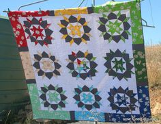 Awesome swoon quilt by Gone Aussie Quilting