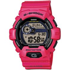 Casio TheG/G-SHOCK G-LIDE GLS 8900-4