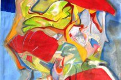 obra de hace unos años ,R: Perezcano , mxli . AUTORETRATO .