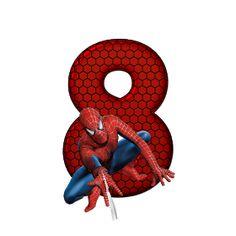 Spiderman Images, Spiderman Theme, Black Spiderman, Spiderman Spider, Spiderman Birthday Invitations, Superhero Birthday Party, 8th Birthday, Spider Man Trilogy, Braids For Boys