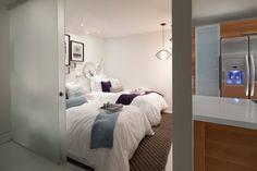 Artech Condo in Aventura FL contemporary-bedroom