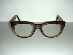 4181a9062c4 HOT COUTURE VINTAGE EYEWEAR   Vintage 50 s 60 s Lucite Eyeglass Frame
