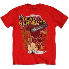 Dead Kennedys Men's Tee: Kill The Poor Wholesale Ref:DKTS04MR