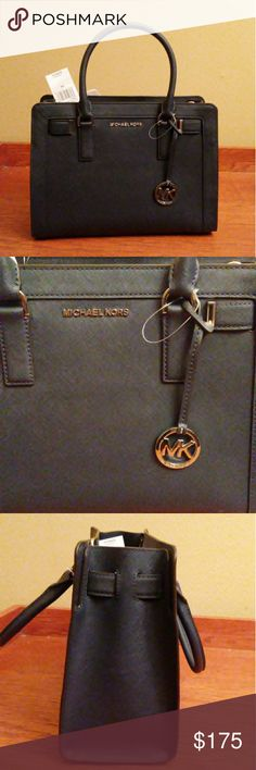 Authentic MK Purse Navy Blue 9×13 Brand new Never used Perfect condition Michael Kors Bags Shoulder Bags