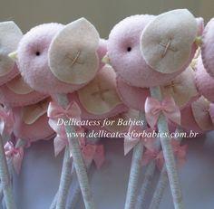 Ponteira passarinho - Dellicatess for Babies