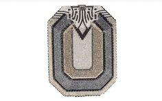 Judith Leiber Joia Pattern Octagon Clutch