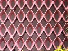 Cobogó, arquitetura moderna brasileira.