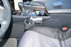 Gun Holster For easy access in your car. Get yours for only $20