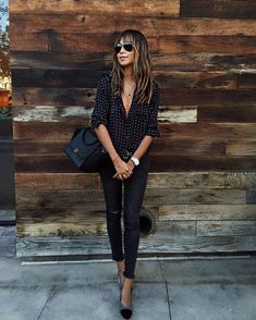 Our girl in our Brooklyn Skinnies. ❤️ / shopsincerelyjules.com