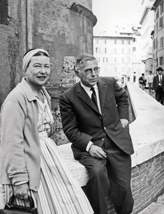 Simone De Beauvoir Stock Pictures, Royalty-free Photos & Images Simone De Beauvoir And Jean-Paul Sartre In The Streets Of Rome On October Jean Paul Sartre, Ryan O'neal, Famous Philosophers, Feminist Theory, Brad Pitt, Writers And Poets, Book Writer, Classic Tv, Women In History
