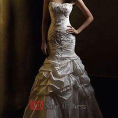 Other - Piccione style 410 wedding dress