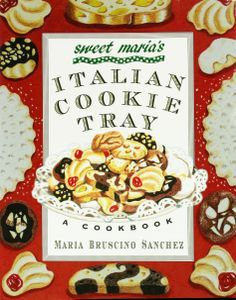 Traditional Italian Cookie Recipes | ... than just another pretty cake. » Sweet Maria's Italian Cookie Tray