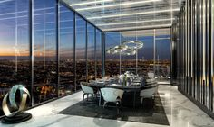 Luxury Penthouses for Sale Now | Architectural Digest _______________________ I want them all