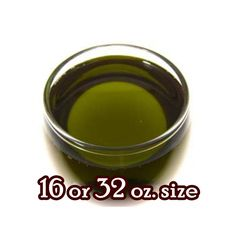 ORGANIC Unrefined HEMPSEED OIL- 16 or 32 oz size! (Pure organic carrier oil) Bulk Sizes - Wholesale Prices!
