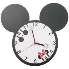 A Little Lovely Company Panda/ /Horloge murale Unisexe