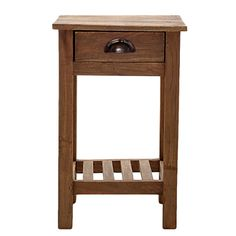 Driftwood Square Side Table     was $209.99 now $104.99   SKU 114575   15inches widex 15inches longx 23.5inches high