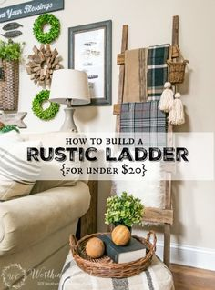 How To Build A Rusti