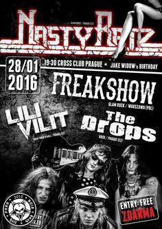 Live in Cross Club!