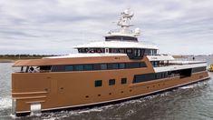 LA DATCHA Yacht - 77m Damen SeaXplorer   Explorer Yacht