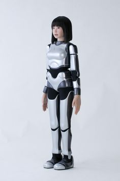 Robot Android Hrp 4c