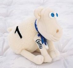 FREE Serta Counting Sheep Plush Toy!